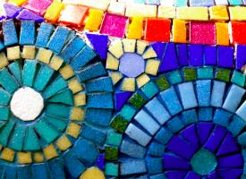 Mosaic Patterns.