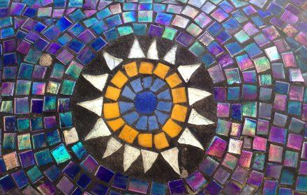 Mosaic Detail 2.