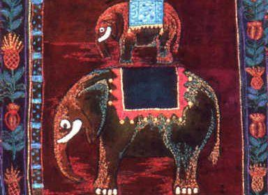 """Elephant"" Detail."