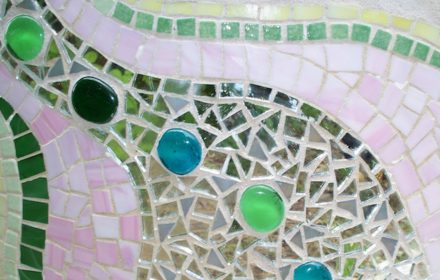 Mosaic Pattern.